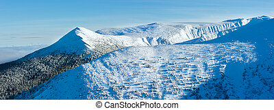 tél, hegy parkosít