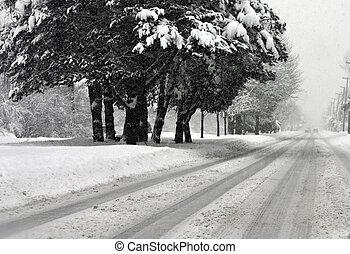 tél, vezetés