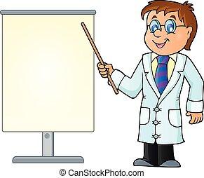 téma, 2, kép, orvos