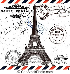 téma, mód, párizs, grunge, bástya, állás, utazás, kártya, hajóút, hivatás, szüret, immitation, topog, eiffel, bonjour, paris.
