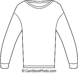 térmico, camisa