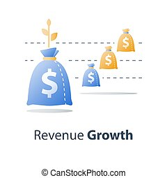 término, financiero, tasa, largo, alto, informe, futuro,...
