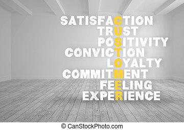 términos, escrito, cliente, brillante, habitación