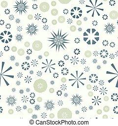 têxtil, fundo, coloridos, urdidura, simples, padrão, abstratos, seamless, textura, papel, flowers., vetorial, estrelas, design., geomã©´ricas, circular, roupas