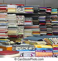 têxtil, tecido