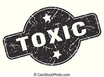 tóxico