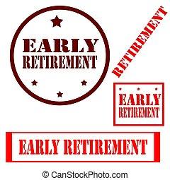tôt, retirement-stamps