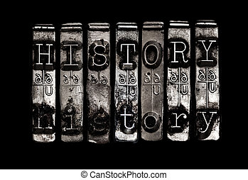 történelem