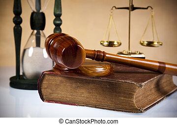 törvény, és, igazságosság