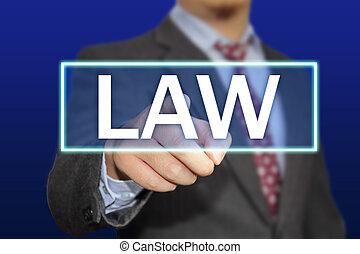 törvény, fogalom