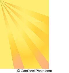 tło, żółty