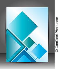 tło., abstrakcyjny, instalator, handlowy, szablon