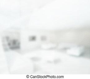 tło, biuro, abstrakcyjny, plama