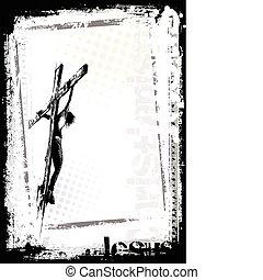 tło, jezus