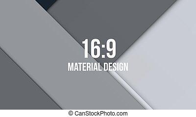 tło, nowoczesny, tworzywo, niezwykły, projektować