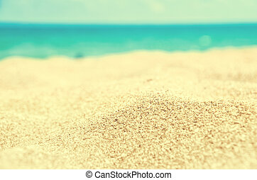 tło., piasek plaża
