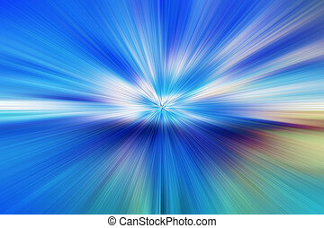 tło, szybkość, abstrakcyjny, ruch