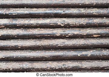 tło, timbers