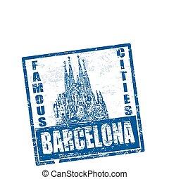 tłoczyć, barcelona