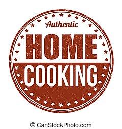 tłoczyć, dom kucharstwo