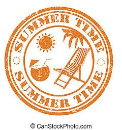 tłoczyć, letni czas