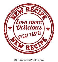 tłoczyć, nowy, recepta
