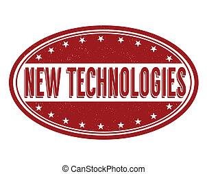 tłoczyć, nowy, technologie