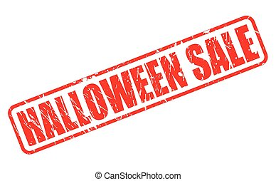 tłoczyć, tekst, halloween, sprzedaż