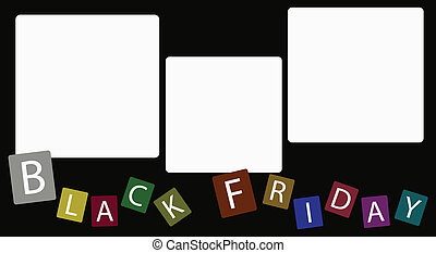 tři, čtverec, charakterizovat, dále, čerň, pátek, grafické pozadí