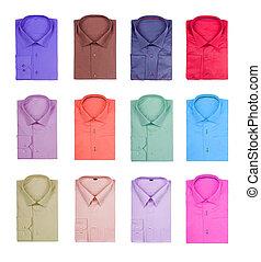 tシャツ, 白い背景, コレクション