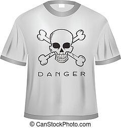 t の ワイシャツ