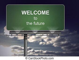 t, fuori, benvenuto, tabellone, ortografia