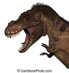 T-Rex Dinosaur Head