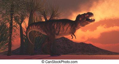 T-Rex Tyrant