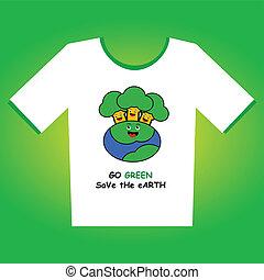 t-shirt, desenho