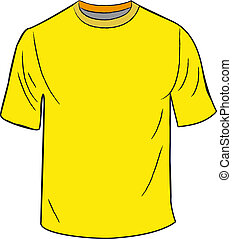 T-shirt design template - T-shirt design template