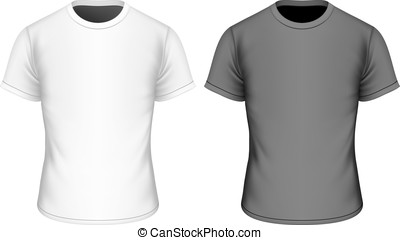 T-shirt for boys vector illustration