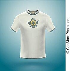 T Shirt Thumbs Fussball Trainer Design