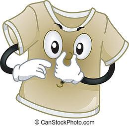 T-Shirt Mascot