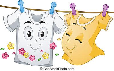 T-shirt Mascots