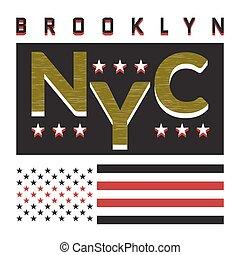 t-shirt NY city 3