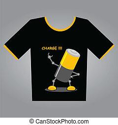 t-shirt, ontwerp