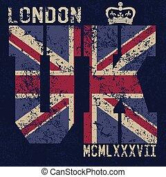T-shirt Printing design, typography