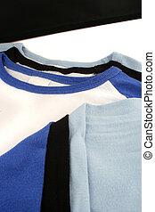 t-shirts - folded cotton t-shirts