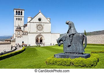 ta, překrásný, bazilika