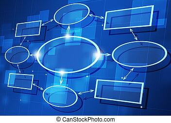 tabel, diagram