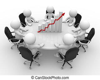tabel, financieel