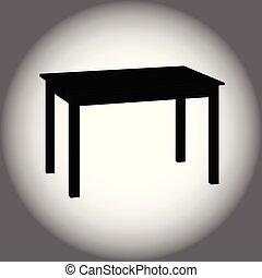 tabela, ícone