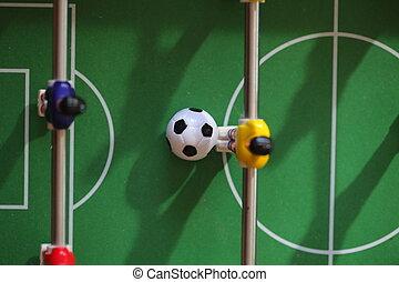 tabela foosball