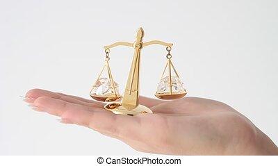 tabela, justice., symbol